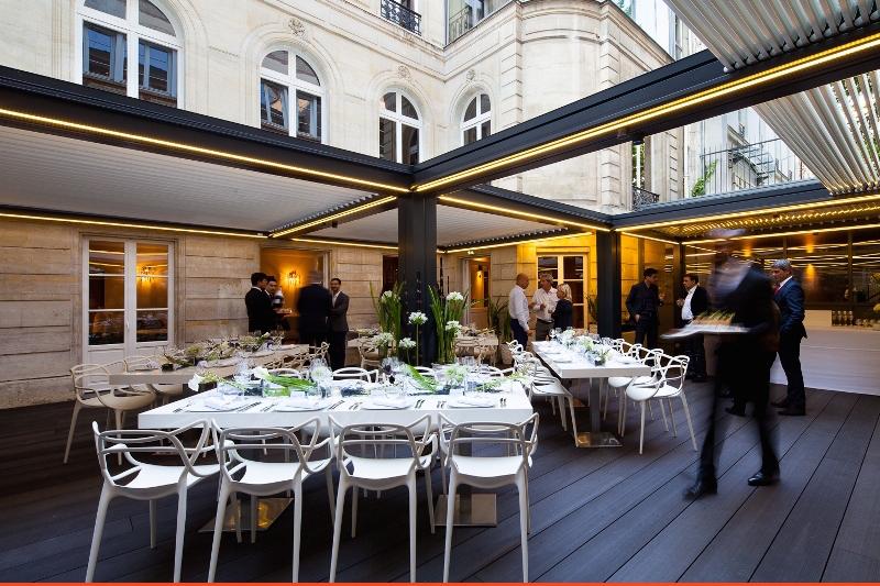 L'Hìtel Particulier Eurosites Lounge Terrasse